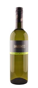 Goldenits Weinflasche Chardonnay MESSWEIN klein