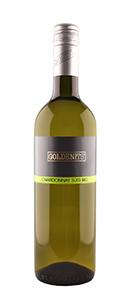 Goldenits Weinflasche Chardonnay süß klein