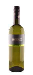Goldenits Weinflasche Kirtagswein klein