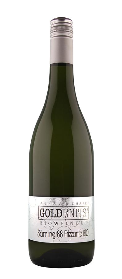 Goldenits Weinflasche Sämling 88 Frizzante