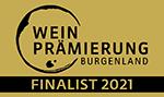 Logo Finalist Landesprämierung Burgenland