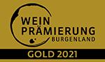 Logo Gold Landesprämierung Burgenland